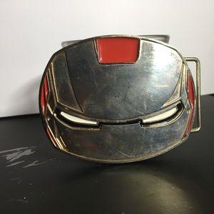 Marvel Comics Iron Man Belt Buckle